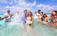 اغرب جلسات التصوير لحفلات الزفاف حول العالم