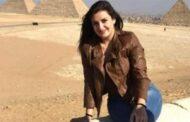 وصول منى المذبوح شاتمة المصريين الى لبنان حرة