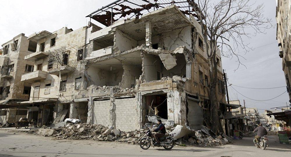 الدول المانحة تشترط انتقال سياسي قبل اعمار سوريا