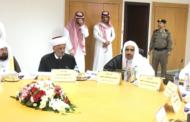 اختيار مفتي لبنان عضوا بالمجلس الأعلى لرابطة العالم الإسلامي