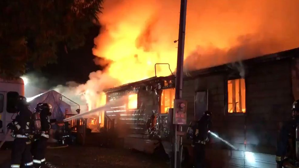مقتل 6 أشخاص اثر اندلاع حريق شمال شرق اليابان