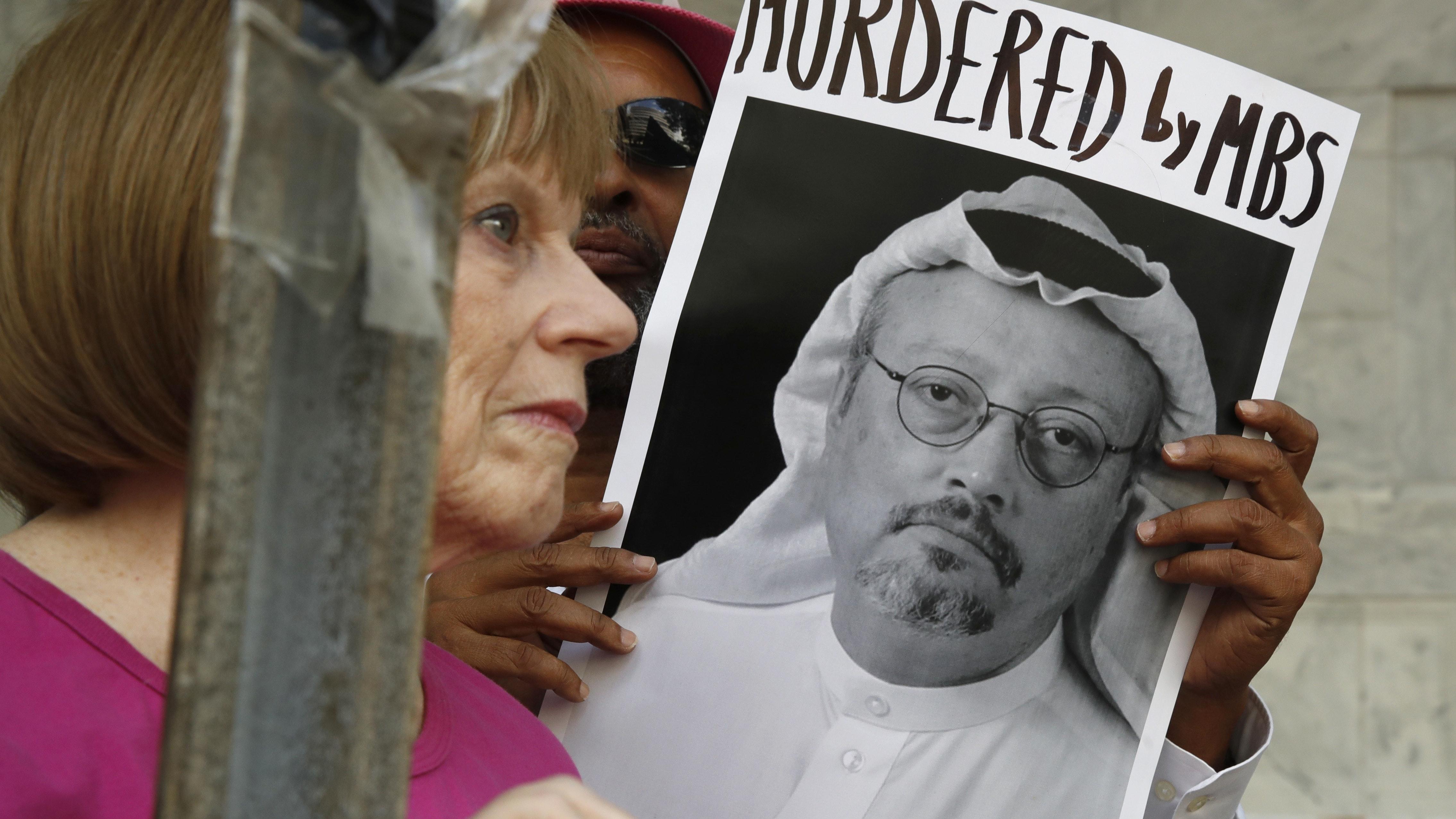 السعودية تأمل ان ينسى العالم قضية جمال خاشقجي