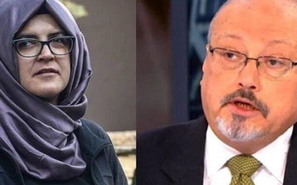 خديجة جنكيز تدعو لاقامة صلاة الغائب عن جمال خاشقجي