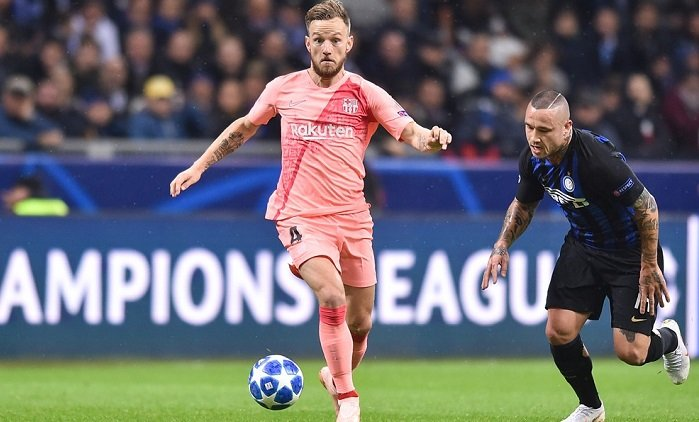 غياب ميسي يؤثر على برشلونة لاول مرة امام انتر