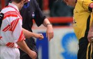 نقاش حول لمسة اليد في كرة القدم