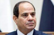 السيسي يتعهد بالدفاع عن امن الخليج