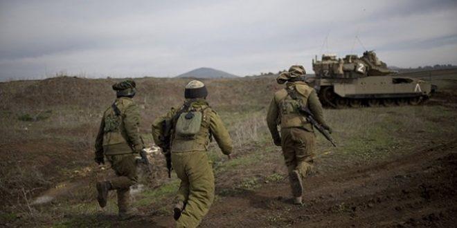 اختفاء جندي اسرائيلي في الجولان