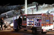 مشهد مباشر للحظة وقوع الزلزال التركي.. وضحاياه 21 قتيلا وأكثر من ألف مصاب