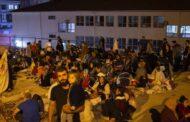 المشاهد الأولى من الزلزال المدمر شرق تركيا.. فيديو