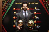 استبعاد محمد صلاح من جائزة أفضل لاعب في أفريقيا