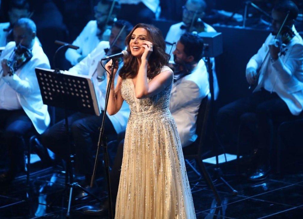 أنغام مُصابة بمرض يؤثر على مسيرتها الغنائية