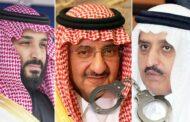 فيديو: تسريب القائمة الرسمية بأسماء الأمراء المعتقلين في السعودية