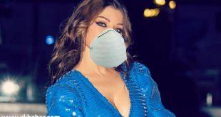 إصابة هيفاء وهبي بفيروس كورونا يدفعها للرد بقسوة