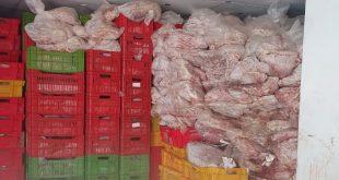 فضيحة مصنع الدجاج الشهير في لبنان والمأكولات الفاسدة