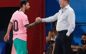 مشاكل ميسي مع برشلونة لا تنتهي