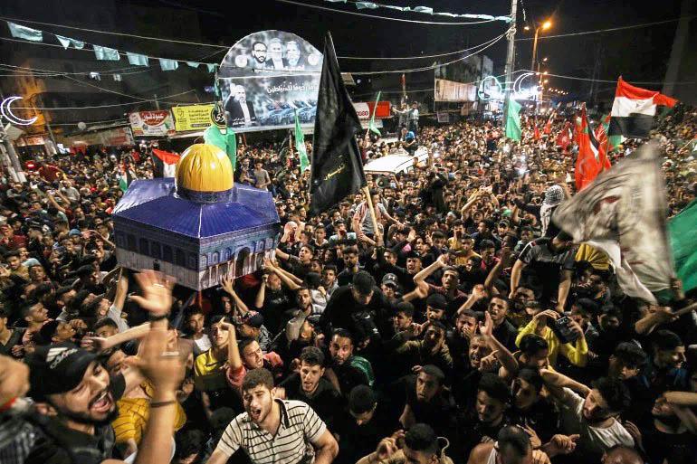 انتصار غزة والعودة للحياة فورا .. اسرائيل تنفض غبار خسارتها