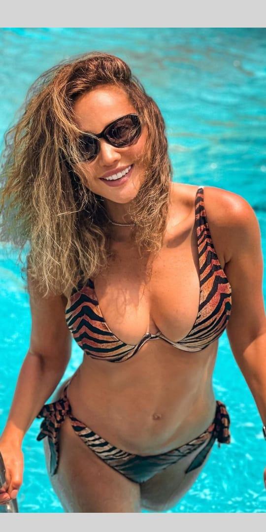 Ghina Ghandour swimsuit byg